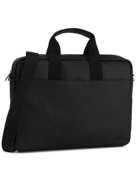 Lacoste Lacoste Nešiojamo kompiuterio krepšys Computer Bag NH2451HC Juoda