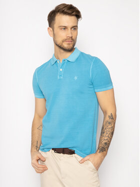 Marc O'Polo Polokošeľa 022 2266 53024 Modrá Regular Fit