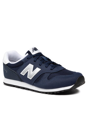 New Balance New Balance Sneakersy YC373KN2 Granatowy
