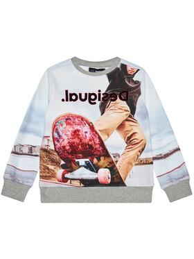 Desigual Desigual Sweatshirt Tucan 21SBSK03 Multicolore Regular Fit