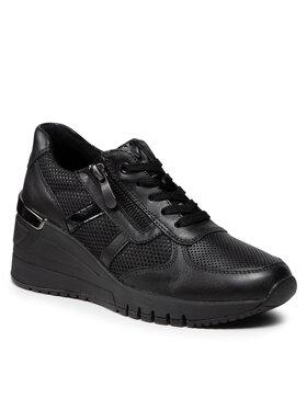 Marco Tozzi Marco Tozzi Sneakersy 2-23765-27 Czarny