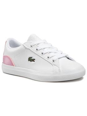 Lacoste Lacoste Sneakers Lerond 0120 1 Cuc 7-40CUC00131Y9 Alb