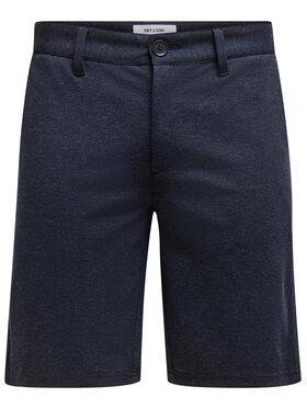 Only & Sons Only & Sons Σορτς υφασμάτινο Mark 22018669 Μπλε Regular Fit
