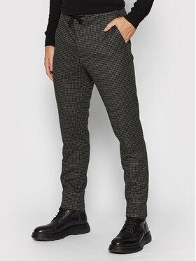 Oscar Jacobson Oscar Jacobson Spodnie materiałowe Neil 5215 5783 Szary Regular Fit
