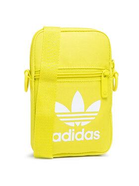 adidas adidas Плоска сумка GV4801 Жовтий