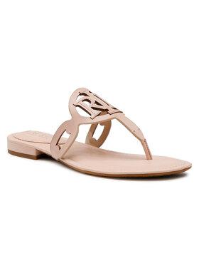 Lauren Ralph Lauren Lauren Ralph Lauren Flip-flops Audrie 802840596003 Rózsaszín