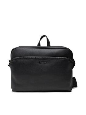 Calvin Klein Calvin Klein Taška na laptop Messenger K50K507152 Čierna