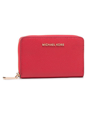 MICHAEL Michael Kors MICHAEL Michael Kors Didelė Moteriška Piniginė Jet Set 34H9GJ6D0L Raudona