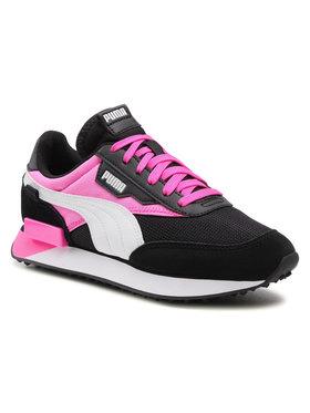 Puma Puma Sneakersy Future Rider Neon Play 373383 04 Černá