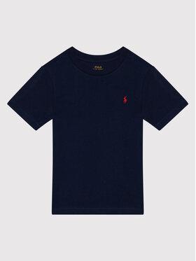 Polo Ralph Lauren Polo Ralph Lauren Marškinėliai 323832904037 Tamsiai mėlyna Regular Fit