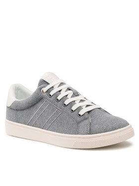 Tommy Hilfiger Tommy Hilfiger Sneakers Cupsole Plant Dye Textile FW0FW05909 Bleu