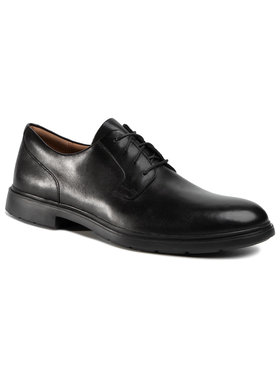 Clarks Clarks Pantofi Un Tailor Tie 261454417 Negru