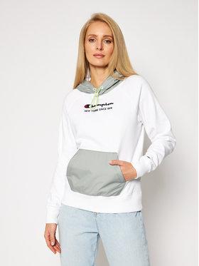 Champion Champion Sweatshirt 113275 Blanc Custom Fit