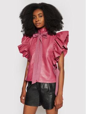 Custommade Custommade Кофта Starla 212418102 Рожевий Regular Fit