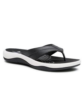 Clarks Clarks Flip-flops Sunmaze Surf 261603384 Fekete