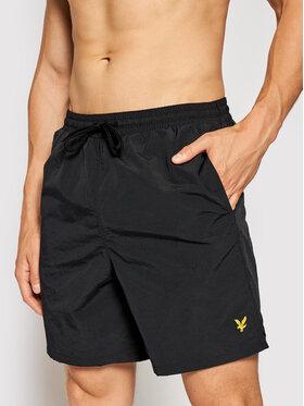 Lyle & Scott Lyle & Scott Kupaće gaće i hlače SH1204V Crna Regular Fit