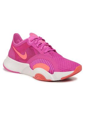 Nike Nike Buty Superrep Go CJ0860 668 Różowy