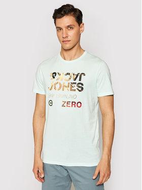 Jack&Jones Jack&Jones T-Shirt Spring 12182616 Zelená Regular Fit