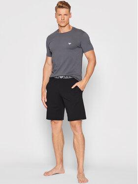 Emporio Armani Underwear Emporio Armani Underwear Pyžamo 111573 1P720 24244 Sivá