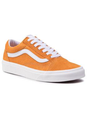 Vans Vans Πάνινα παπούτσια Old Skool VN0A4U3B2O31 Πορτοκαλί