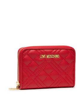 LOVE MOSCHINO LOVE MOSCHINO Veľká dámska peňaženka JC5602PP1DLA0500 Červená