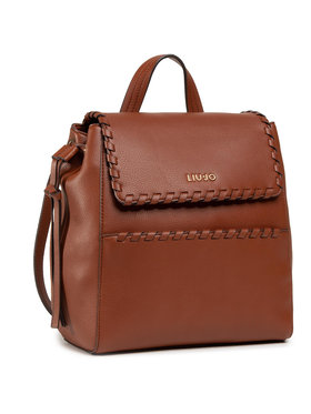 Liu Jo Liu Jo Σακίδιο M Backpack AA1004 E0031 Καφέ