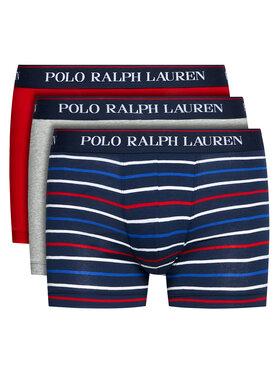 Polo Ralph Lauren Polo Ralph Lauren Set 3 perechi de boxeri 714830299015 Colorat
