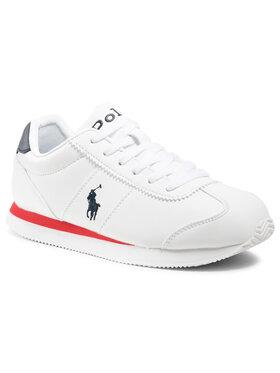 Polo Ralph Lauren Polo Ralph Lauren Sneakersy Pony Jogger RF102912 Biały