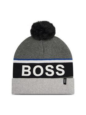 Boss Boss Czapka J21244 D Szary