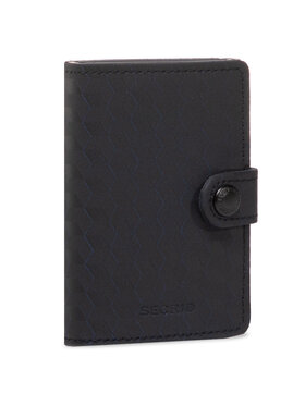 Secrid Secrid Malá pánska peňaženka Miniwallet MOp Čierna