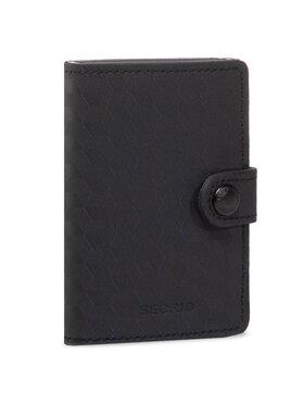 Secrid Secrid Малък мъжки портфейл Miniwallet MOp Черен