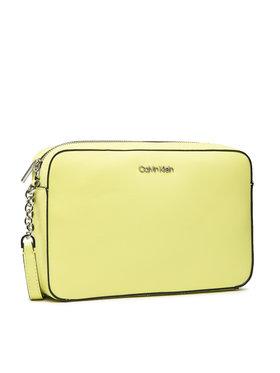 Calvin Klein Calvin Klein Дамска чанта Camera Bag K60K608556 Зелен