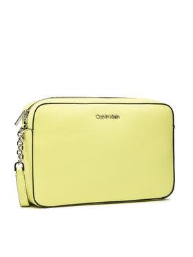 Calvin Klein Calvin Klein Handtasche Camera Bag K60K608556 Grün