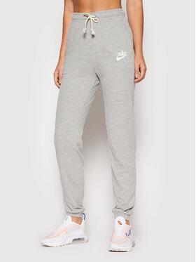 Nike Nike Spodnie dresowe Sportswear Gym Vintage CJ1793 Szary Regular Fit