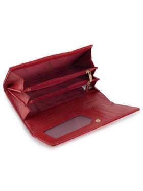 Pierre Cardin Pierre Cardin Velká dámská peněženka 04 PLANT 114 Červená