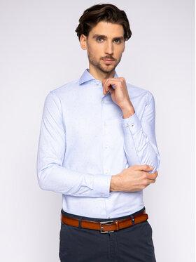 Joop! Joop! Marškiniai Pajos 30018887 Mėlyna Slim Fit