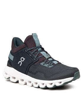 On On Sneakersy Cloud Hi Edge 2899473 Czarny