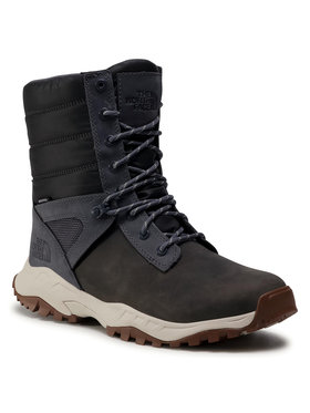 The North Face The North Face Μπότες Χιονιού Thermoball Boot Zip-Up NF0A4OAI9T31 Γκρι