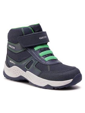 Geox Geox Обувки J Sentiero B.Wpf A J04CEA 0FEFU C4248 S Тъмносин