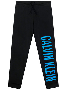 Calvin Klein Underwear Calvin Klein Underwear Melegítő alsó Intense Power B70B700288 Fekete Regular Fit