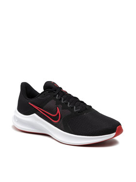 Nike Nike Cipő DownShifter 11 CW3411 005 Fekete