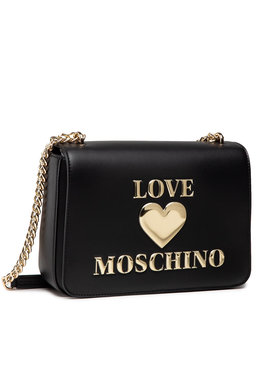 LOVE MOSCHINO LOVE MOSCHINO Дамска чанта JC4054PP1DLF0000 Черен