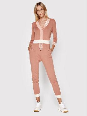 Elisabetta Franchi Elisabetta Franchi Ολόσωμη φόρμα KT-12S-11E2-V430 Ροζ Slim Fit