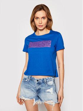 Guess Guess T-shirt Adria W1RI05 JA900 Bleu Regular Fit