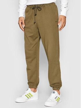 Levi's® Levi's® Teplákové kalhoty A0887-0005 Zelená Regular Fit