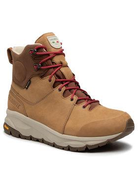 Dolomite Dolomite Παπούτσια πεζοπορίας Braies Gtx GORE-TEX 278542-1327013 Καφέ