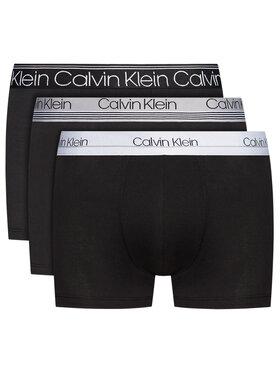 Calvin Klein Underwear Calvin Klein Underwear Комплект 3 чифта боксерки 000NB2336A Черен