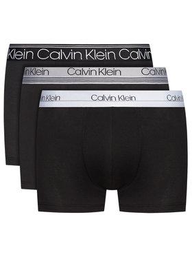 Calvin Klein Underwear Calvin Klein Underwear Set 3 perechi de boxeri 000NB2336A Negru