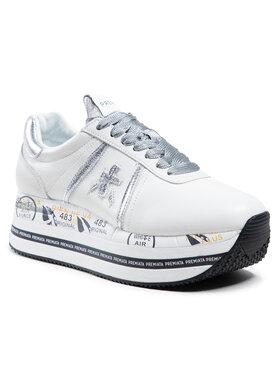 Premiata Premiata Sneakersy Beth 4517 Biały