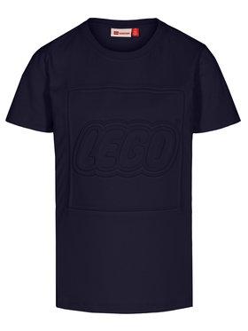 LEGO Wear LEGO Wear T-Shirt LWTobias 313 22338 Dunkelblau Regular Fit